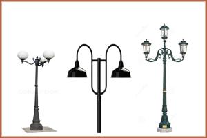 Street Light Pole In Gujarat | Street Light pole Supplier In